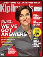 Kiplinger Personal Finance Magazine cover
