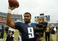 Steve McNair and son